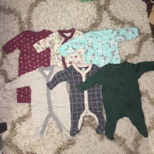Newborn Sleep n' Play Bundle!